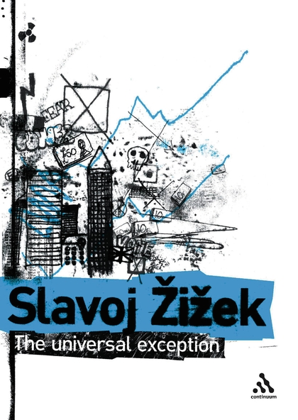 Zizek's jokes in The Universal Exception
