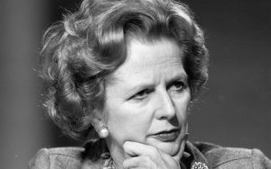 The simple courage of decision: a leftist tribute to Thatcher
