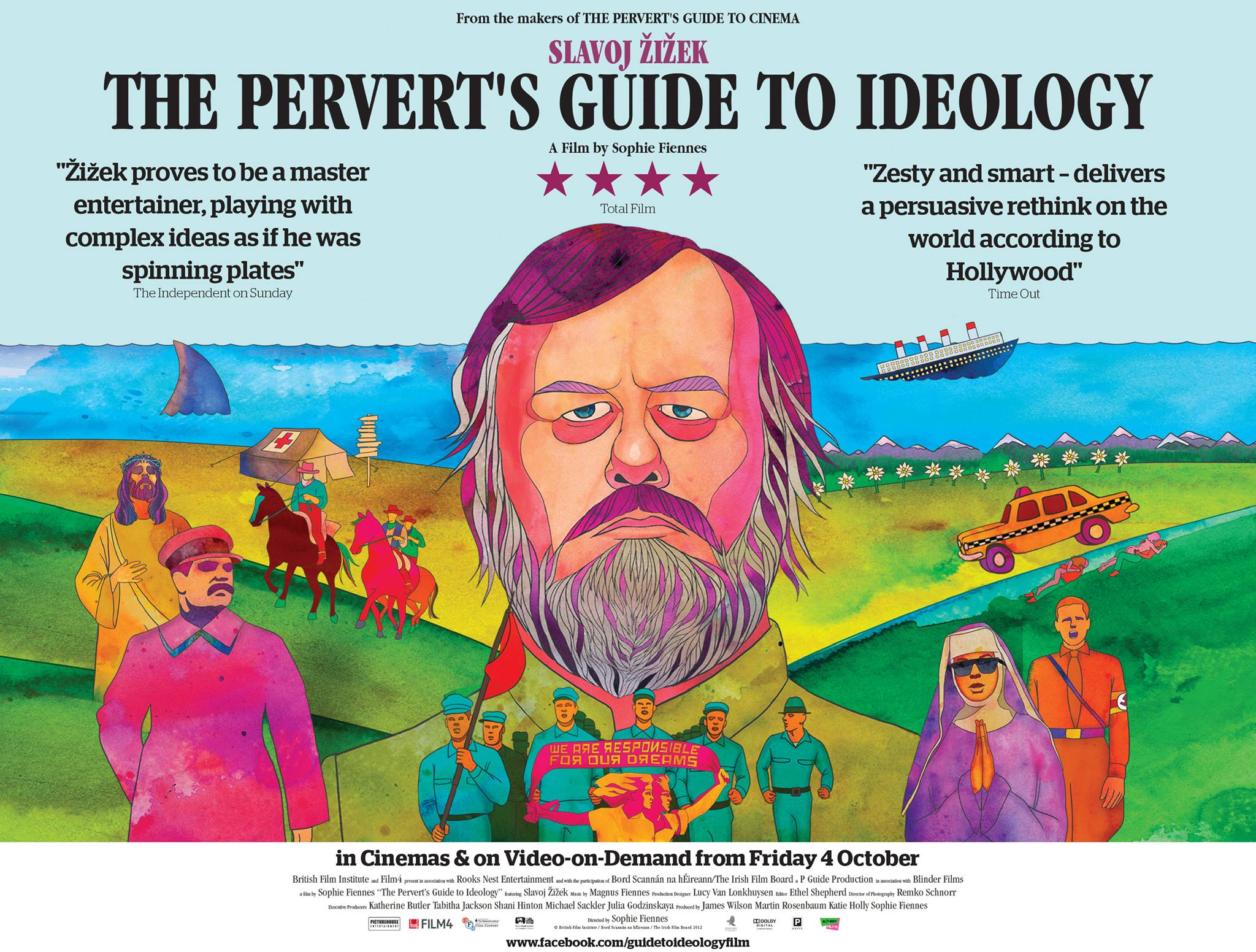 The Pervert's Guide to Ideology (transcript/subtitles)